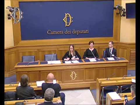 Conferenza stampa inaugurale dell'Associazione - Momenti salienti